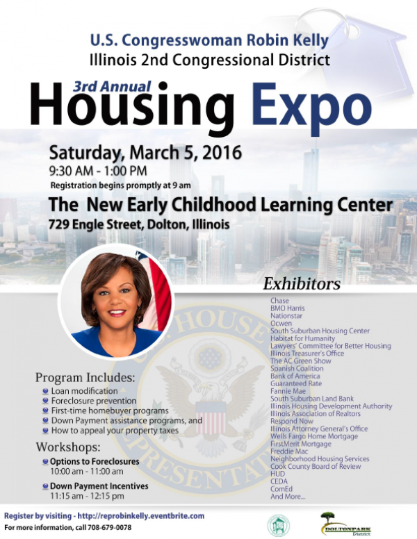 3rd Annual Housing Expo